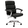Basyx: HON - basyx™ VL103 Executive Mid-Back Leather Chair