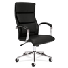 Basyx Furniture: HON - basyx™ Executive High-Back Leather Chair
