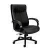 leatherchairs: HON - basyx™ Executive High-Back Big & Tall Leather Chair