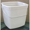 rubbermaid 30 gallon bucket: Impact® Square Polypropylene Utility Pail
