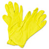 Impact ProGuard® Flock Lined Latex Gloves - Medium IMP 8449M