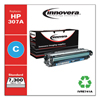 Innovera Innovera Remanufactured CE741A (5525) Toner, 7300 Page-Yield, Cyan IVR E741A