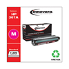 Innovera Innovera Remanufactured CE743A (5525) Toner, 7300 Page-Yield, Magenta IVR E743A