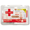 first aid kits: Johnson & Johnson® Red Cross® All-Purpose First Aid Kit