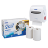 Kimberly Clark Professional Scott® Slimroll* Starter Kit - Dispenser + 2 Rolls KCC 31701