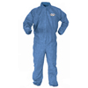 Protection Apparel: Kimberly Clark Professional - A60 Elastic-Cuff and Back Coveralls