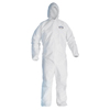 Protection Apparel: Kimberly Clark Professional - KleenGuard® A20 Breathable Particle Protection Coveralls 49115