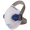 respiratory protection: Jackson Safety R10 N95 Particulate Respirator