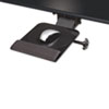 keyboard & mouse drawers & platforms: Kelly Computer Supply Dual Swivel Adjustable Mouse Platform