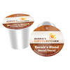 Barnie's Coffee Kitchen Blend Decaf Keurig K-Cup® Compatible Single Serve Cups KCU SNBA328152-48