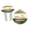 Barnie's Coffee Kitchen Crème Brûlée Keurig K-Cup® Compatible Single Serve Cups KCU SNBA328154-48