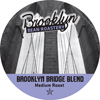 Brooklyn Bean Roastery Brooklyn Bridge Blend Keurig K-Cup® Compatible Single Serve Cups KCU SNBR4115-48
