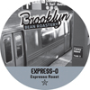 Brooklyn Bean Roastery Express-O Keurig K-Cup® Compatible Single Serve Cups KCU SNBR4135-48