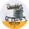Brooklyn Bean Roastery Maple Sleigh Keurig K-Cup® Compatible Single Serve Cups KCU SNBR4215-48