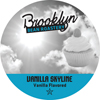Brooklyn Bean Roastery Vanilla Skyline Keurig K-Cup® Compatible Single Serve Cups KCU SNBR4225-48