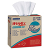 cleaning chemicals, brushes, hand wipers, sponges, squeegees: Kimberly Clark Professional WYPALL* X60 Wipers POP-UP* Box