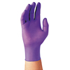 SAFESKIN* Purple Nitrile Exam Gloves