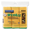 Microfiber Wipes and Microfiber Mops: Kimberly Clark Professional WYPALL* Microfiber Cloths w/Microban Protection - General Purpose