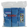 Microfiber Wipes and Microfiber Mops: Kimberly Clark Professional - WYPALL* Microfiber Cloths w/Microban Protection - General Purpose