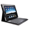 computer component, computer peripheral, computer accessory: Kensington® KeyFolio™ Bluetooth® Keyboard Case for iPad®/iPad® 2