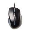 computer component, computer peripheral, computer accessory: Kensington® Pro Fit™ Wired Full-Size Mouse
