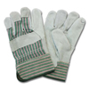 Safety-zone-leather-gloves: Safety Zone - Leather Palm Work Gloves - Men's