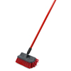 floor brush: Libman - Dual-Surface Scrub Brushes w/Handle