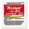first aid medicine and pain relief: Tylenol® Extra Strength Caplets