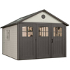 Storage Sheds: Lifetime Products - 11x21 Shed