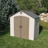 Storage Sheds: Lifetime Products - Sentinel 8' x 5' Shed
