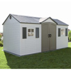 Storage Sheds: Lifetime Products - 15' x 8' Multi-Use Garden Shed