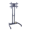 Luxor TV Mount Stands: Luxor - FP2000 Series Adjustable Flat Panel Cart