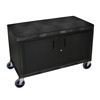Janitorial Carts, Trucks, and Utility Carts: Luxor - Coffee Service Cart