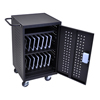 System-clean-furniture: Luxor - 30 Tablet Charging Cart with RFID Locking System