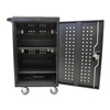 System-clean-furniture: Luxor - 30 Tablet Charging Cart with Key Lock