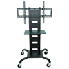 Luxor TV Mount Stands: Luxor - Mobile Flat Panel Display Stand