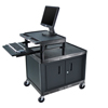 luxor projector: Luxor - Endura Overhead Projector Table with Cabinet