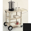 Luxor Bussing & Serving Cart LUX SCB30-B