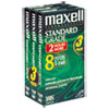 audio visual equipment: Maxell® Standard VHS T160 Video Tape