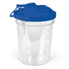 Respiratory: Medline - Rigid Disposable Suction Canister with Turret Lid