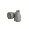"canes & crutches: Guardian - Tip, Crutch, .875"", Super, Gray, Guardian"