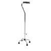 canes & crutches: Guardian - Cane, Quad, Small Base, Adult