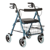 "Samsonite-crutches-walkers: Guardian - Deluxe Rollators with 8"" Wheels"