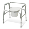 bedpans & commodes: Guardian - Extra-Wide Commode