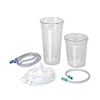Respiratory: Allied Healthcare - Canister, Suction, 1500cc, Stem 48 Cs