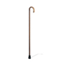 "canes & crutches: Medline - Cane, Wood, 37"", Fits 1"", Tubing Diameter"