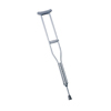 "canes & crutches: Medline - Crutch, Aluminum, Adult, 5'2""-5'10"", 300 Lb"
