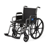 Wheelchairs: Medline - K1 Basic Extra-Wide Wheelchair