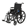 Wheelchairs: Medline - K4 Extra-Wide Lightweight Wheelchair