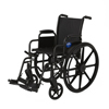 "Wheelchairs: Medline - Wheelchair, Excel, K3, 16"", Desk-Length Arms, Swing-Away Footrest"